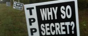 TPP: Why so secret?