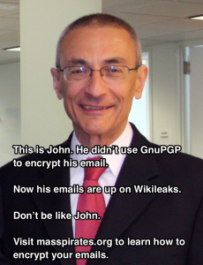 Don't be John. Encrypt your email